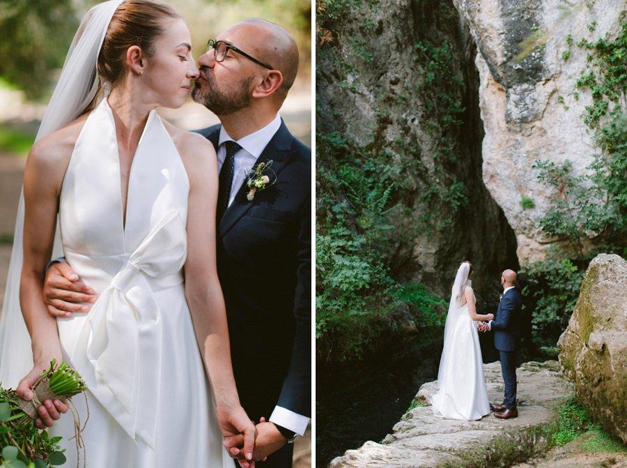 matrimonio le fonti oliena