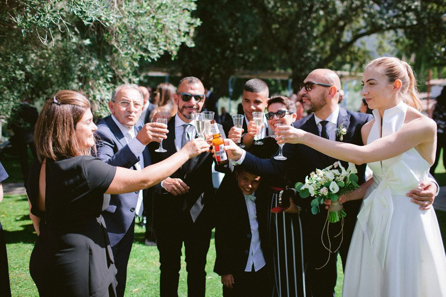 matrimonio oliena