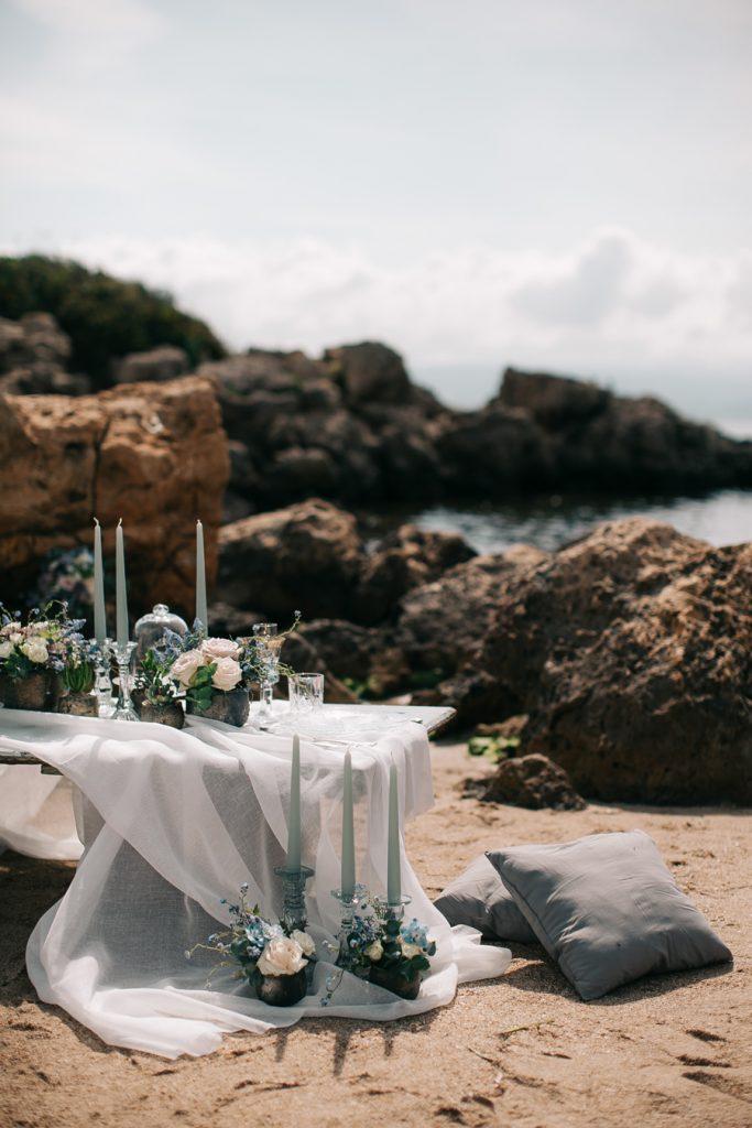 cerimonia sul mare alghero