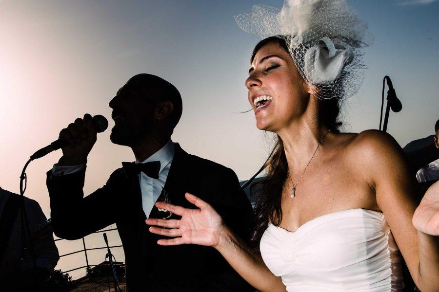 Un bellissimo rockeggiante matrimonio ad Alghero